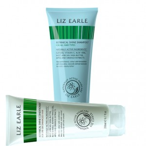 Liz Earle Naturally Active Haircare Shampoo and Conditioner