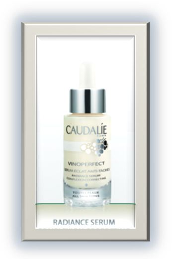 caudalie week product review caudalie vinoperfect radiance serum style chicks. Black Bedroom Furniture Sets. Home Design Ideas