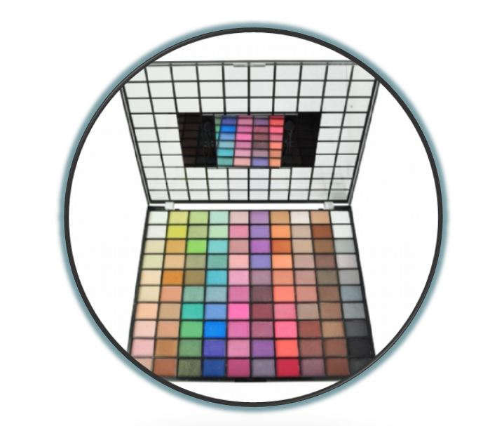 e.l.f. Studio Endless Eyes Pro Eyeshadow 100 eyeshadow Palette