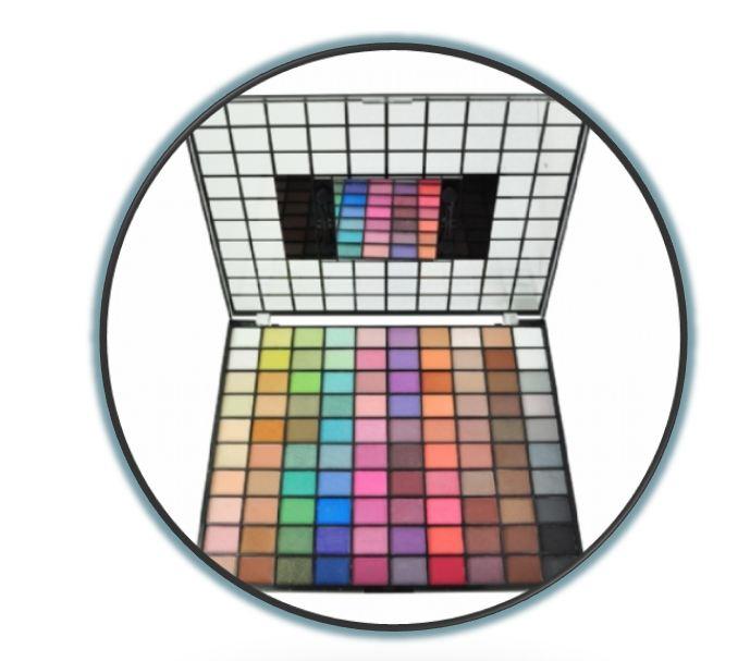 Pro Makeup Palettes