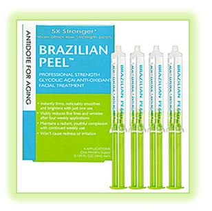 Brazilian Peel Full Sized