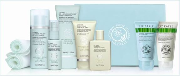 Liz Earle The Wedding Kit