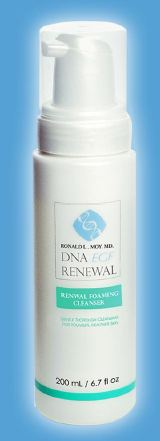 DNA EGF Renewal Foaming Cleanser