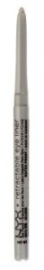 NYX Retractable Eyeliner in Silver