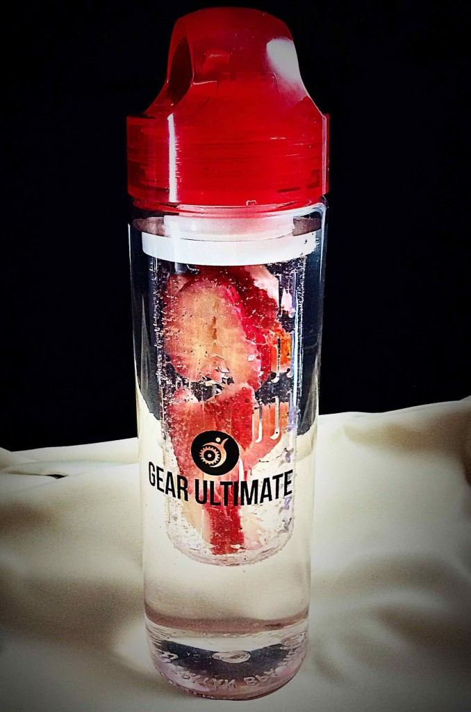 Gear Ultimate Infuser Water Bottle