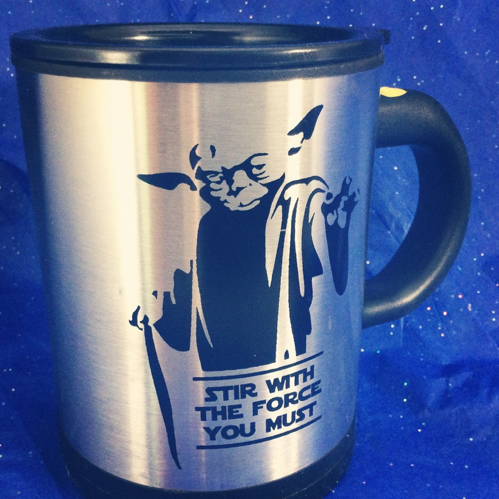 Star Wars Self Stirring Mug