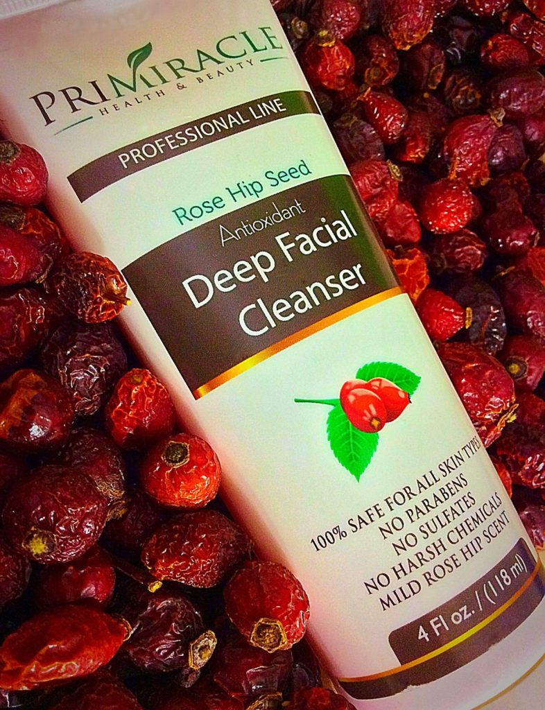 Primiracle Deep Facial Cleanser