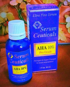 10% Glycolic (AHA-Alpha Hydroxy) Acid Serum for Chemical Peel-Pro Grade
