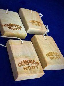 Moth-Avenger Old Cinnamomun Camphora Root Block