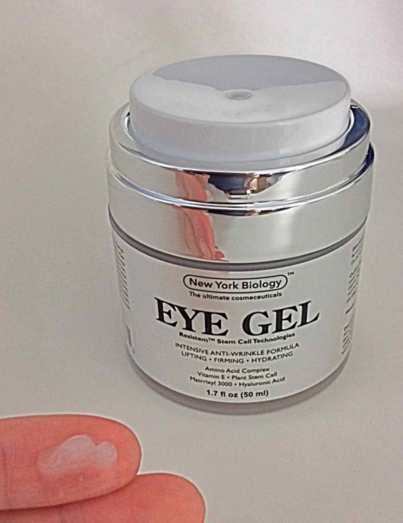 New York Biology Eye Gel