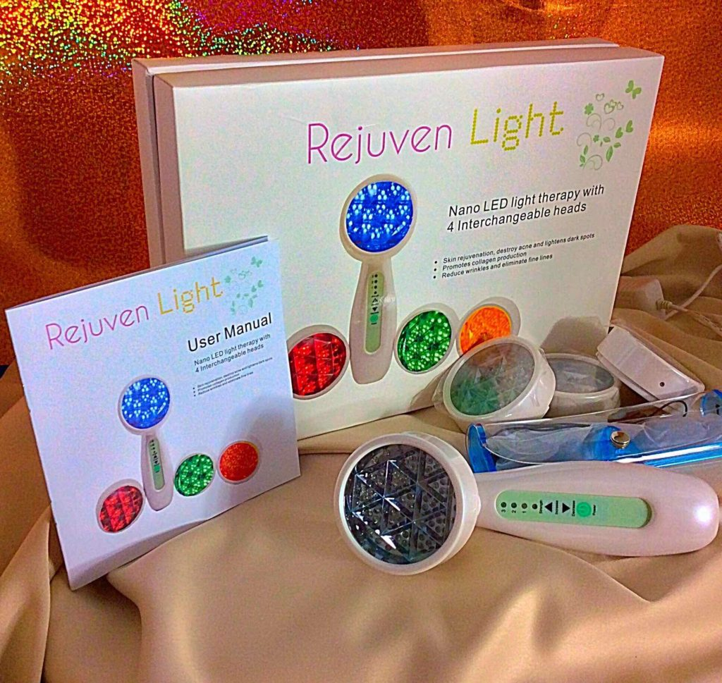 Rejuven Light LED Light Therapy