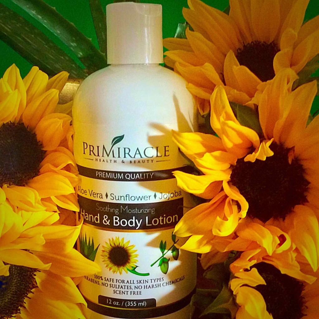 Primiracle Natural Hand and Body Lotion