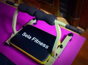 Sela Fitness Total Core Ab Workout Machine