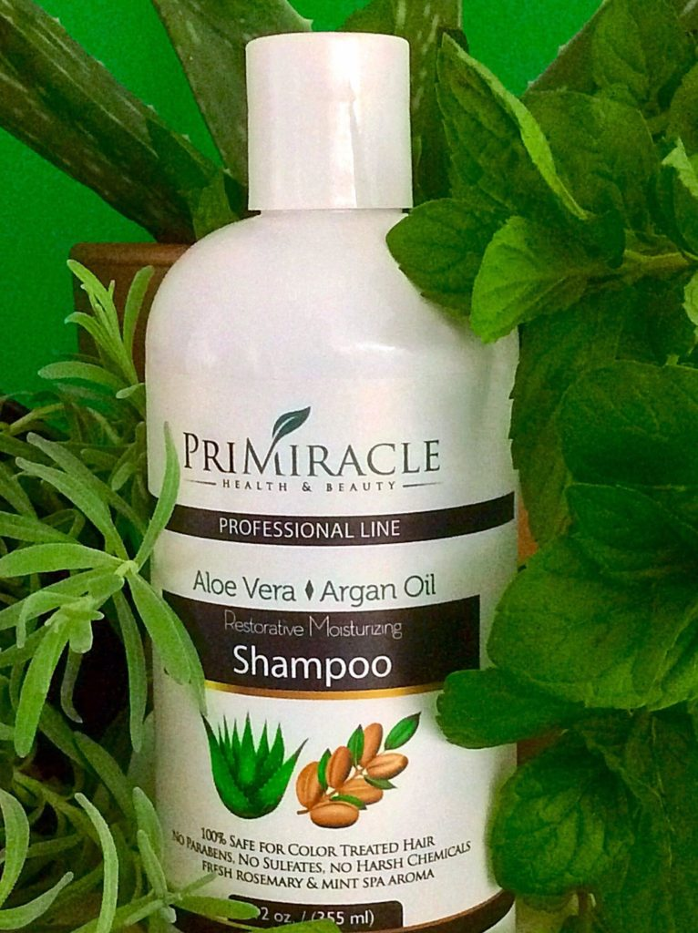Primiracle Natural Restorative Moisturizing Shampoo