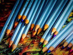Ohuhu 24-color Watercolor Pencils