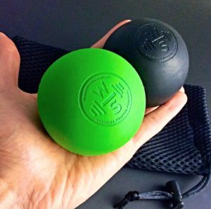 WODshop Self Care Massage Ball Kit of 2 Balls