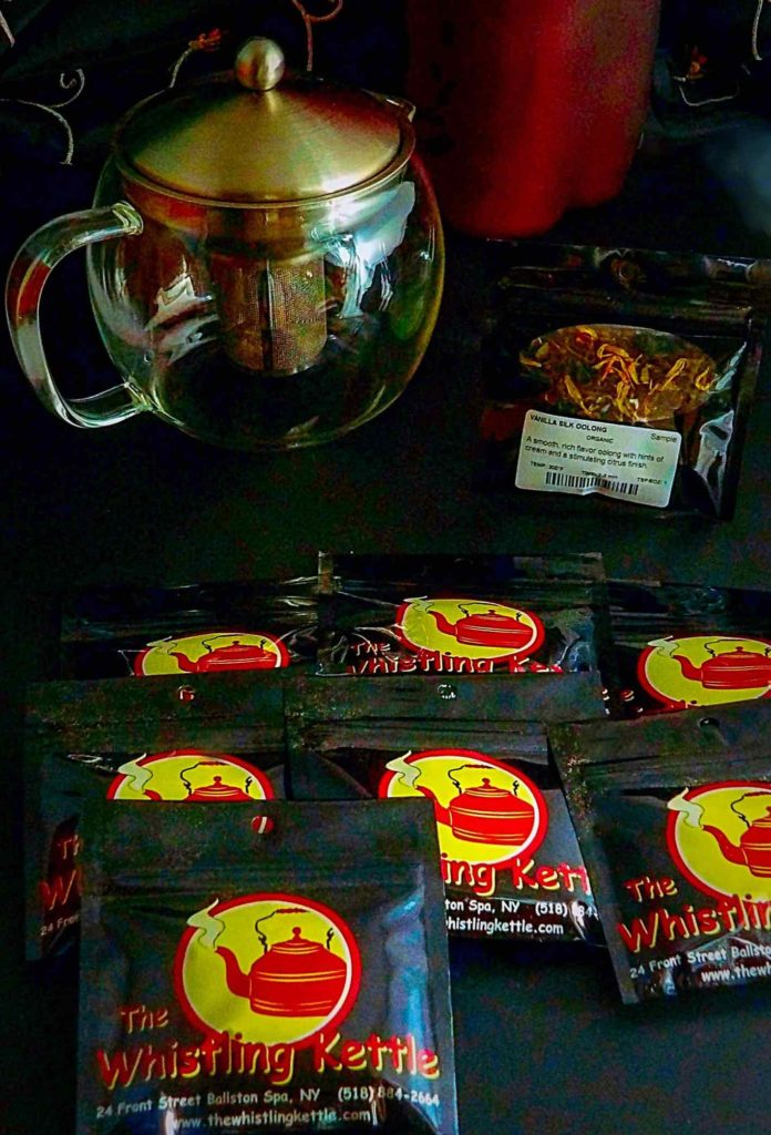 The Whistling Kettle Tea of the Month Club