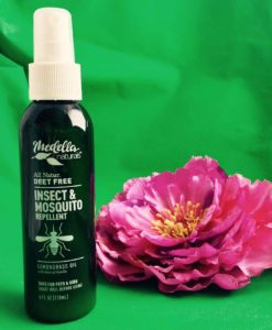 Medella Naturals All-Natural Insect Repellent