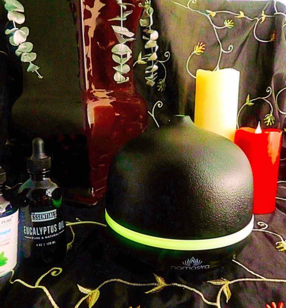 Namastra Handmade Ceramic Essential Oil Diffuser