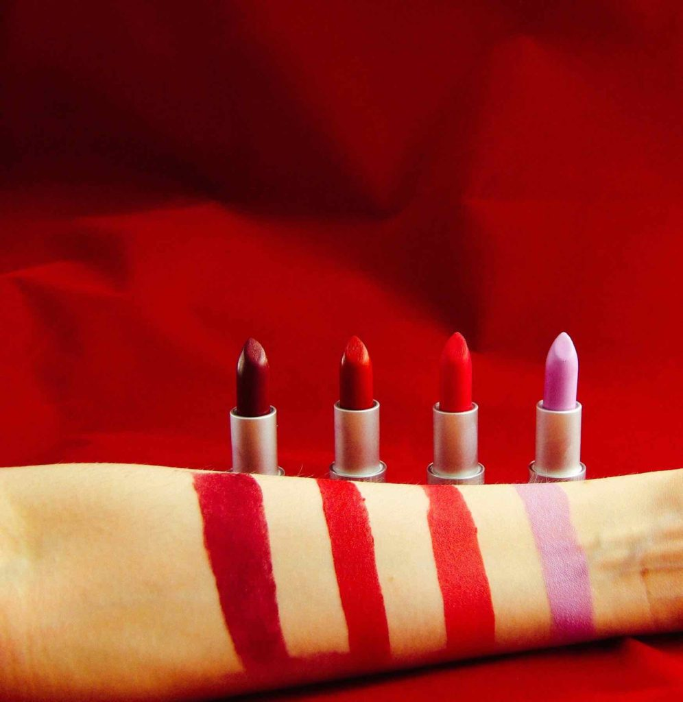 Feral Cosmetics Ultra Smooth Lipsticks Swatches