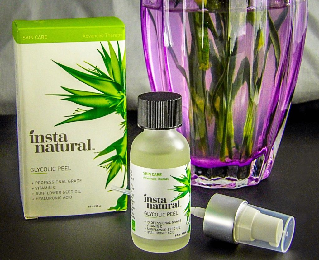 InstaNaturals Glycolic Facial Peel