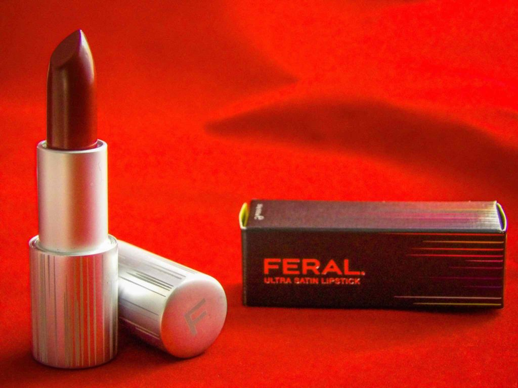 Feral Cosmetics Ultra Smooth Lipsticks in Rapture