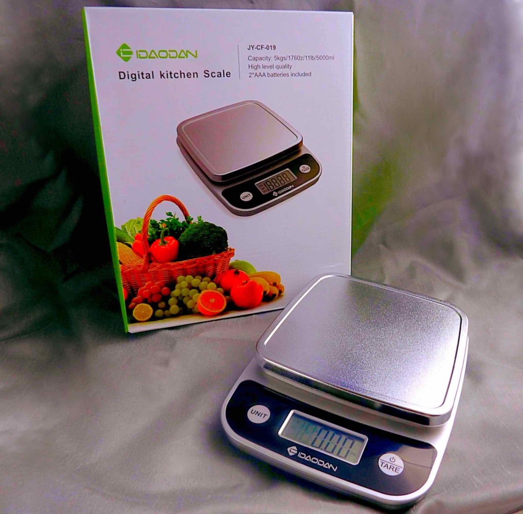 IDAODAN Accurate Digital Kitchen Food Scale