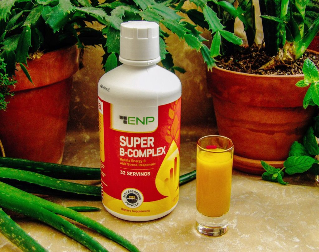 Effective Natural Products ENP Super B-Complex Liquid