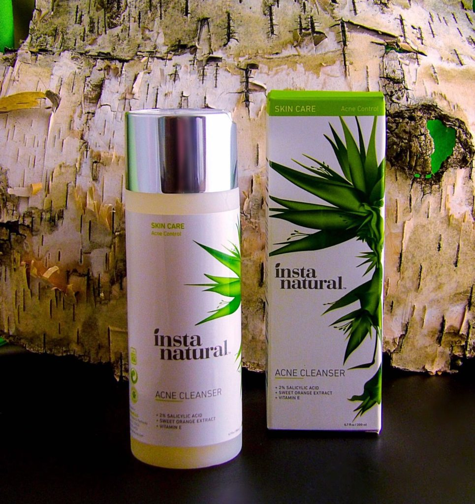 InstaNatural Cleansing Acne Face Wash