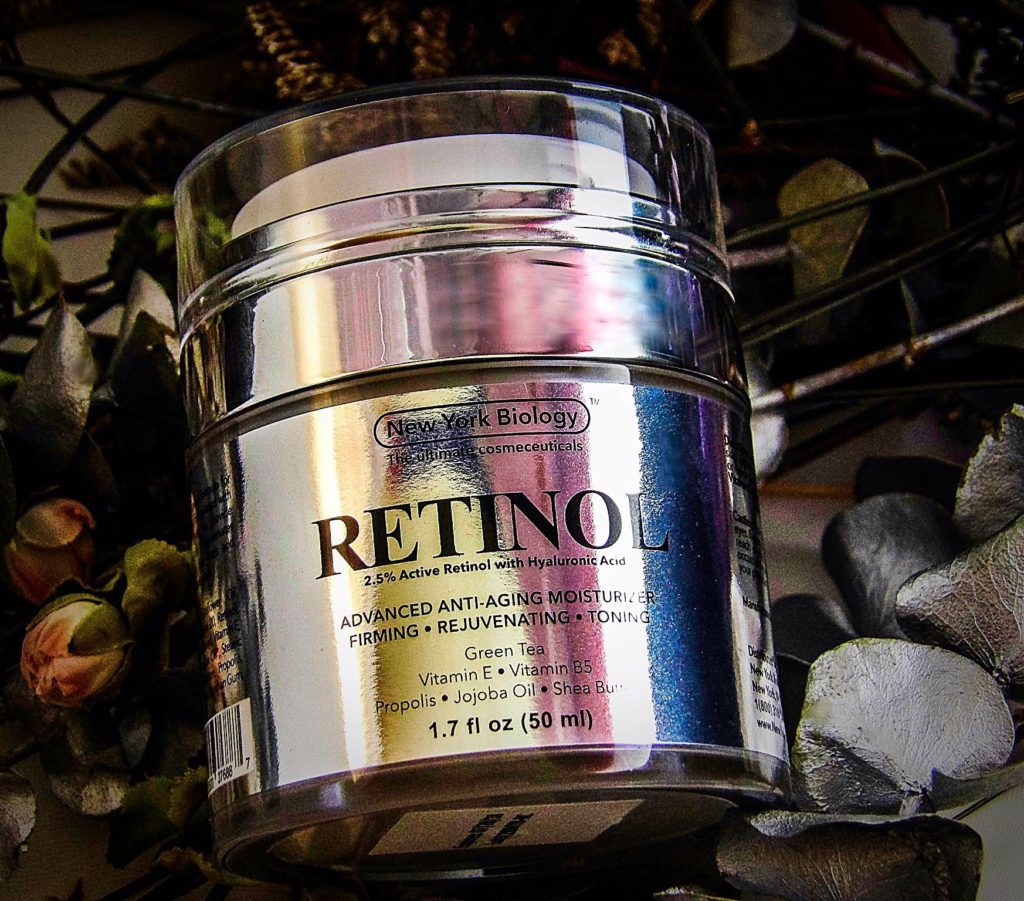 New York Biology Retinol Cream
