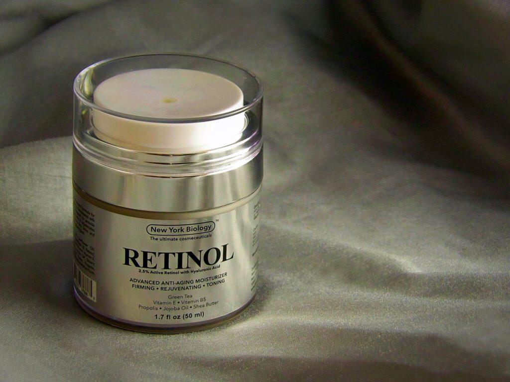 New York Biology Retinol Cream