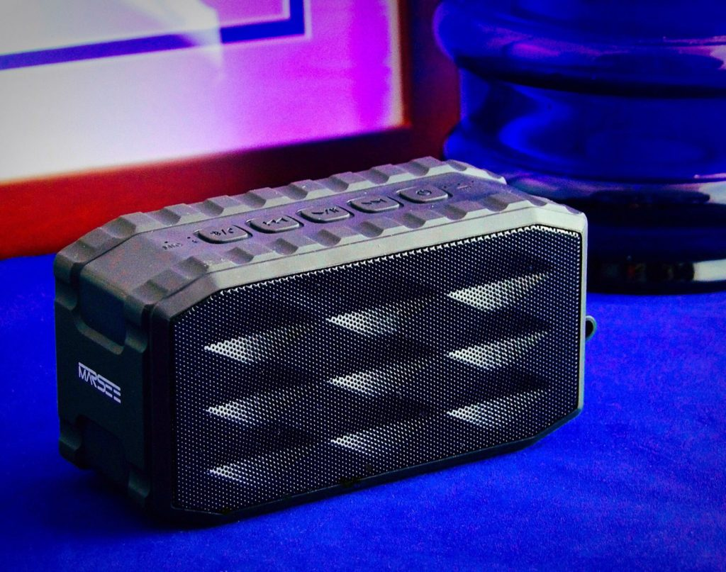MARSEE Zero X Portable Bluetooth Speaker