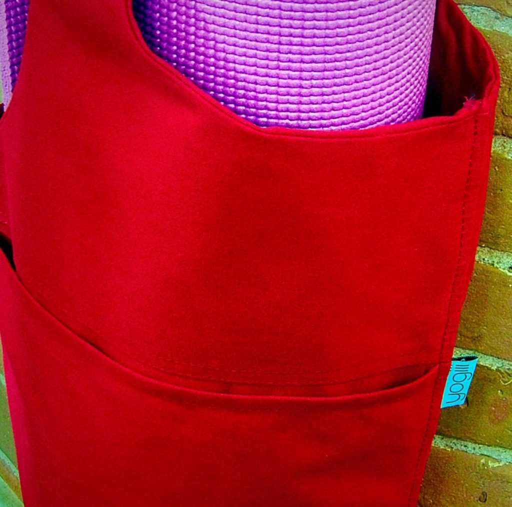 Yoga Mat Bag by Yogiii