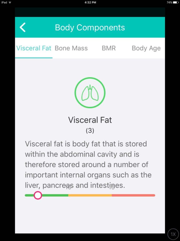 Yunmai Bluetooth 4.0 Premium Smart Body Fat Scale