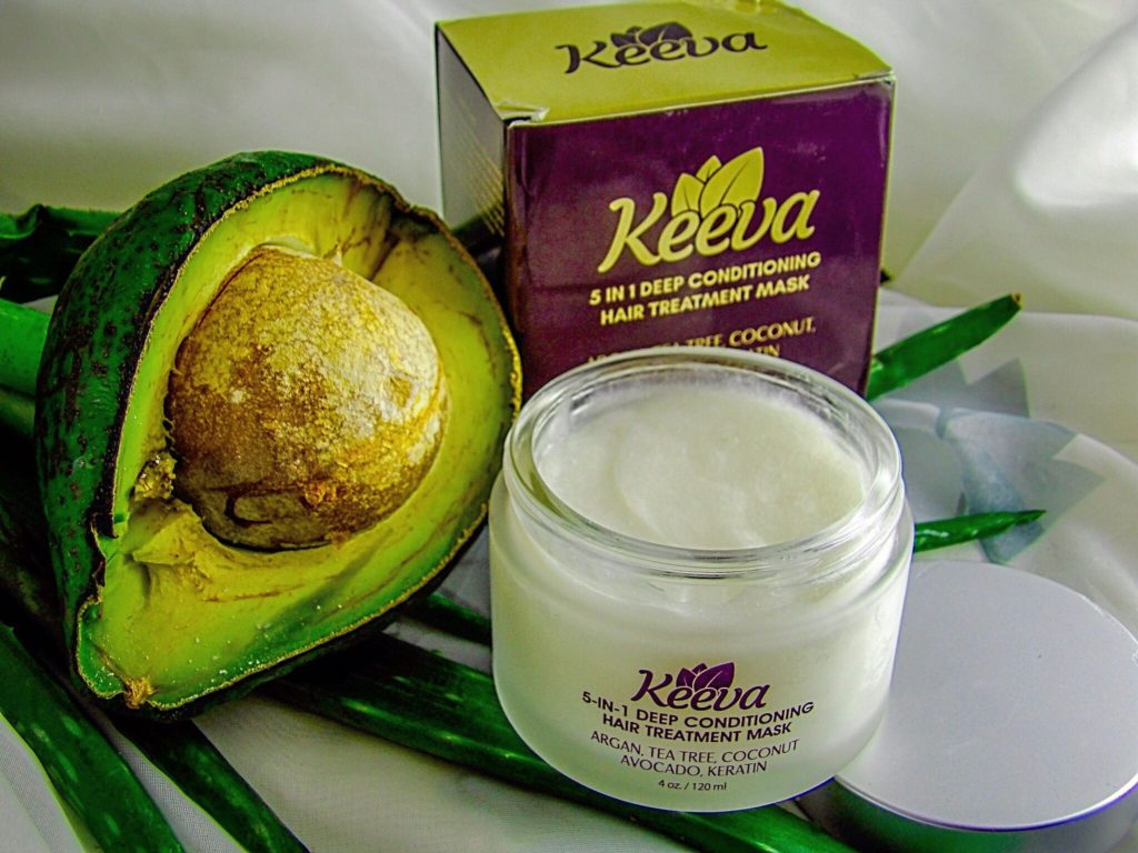 Keeva Deep Conditioning 5-in-1 Hair Mask