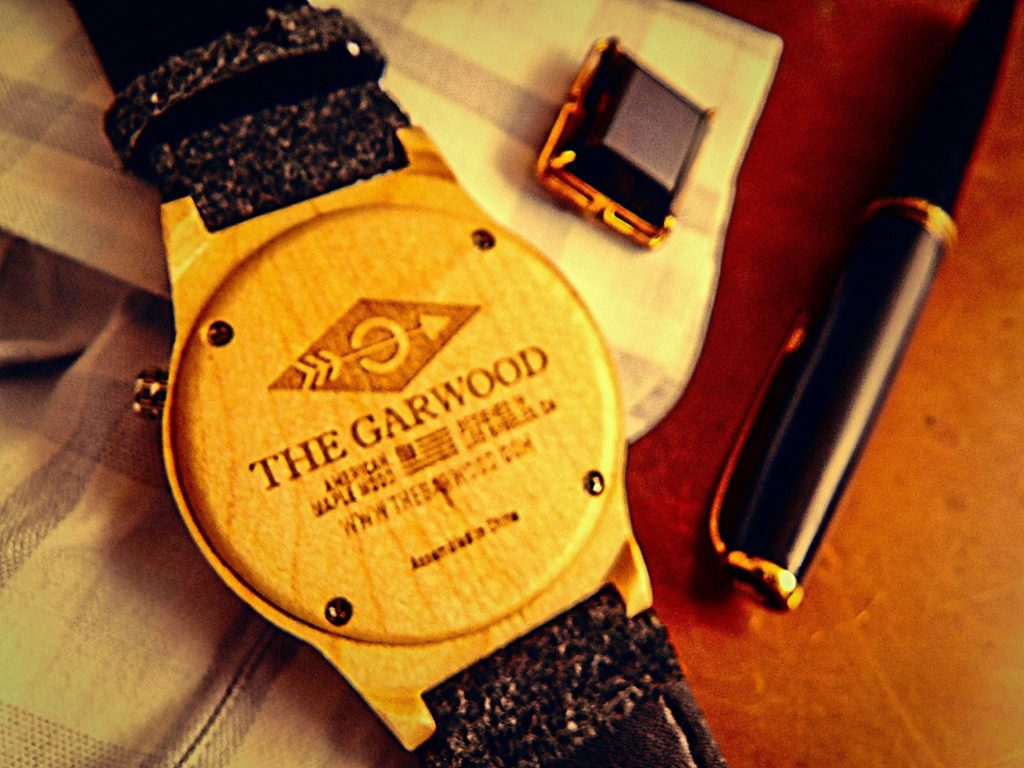 The Garwood 360 Watch
