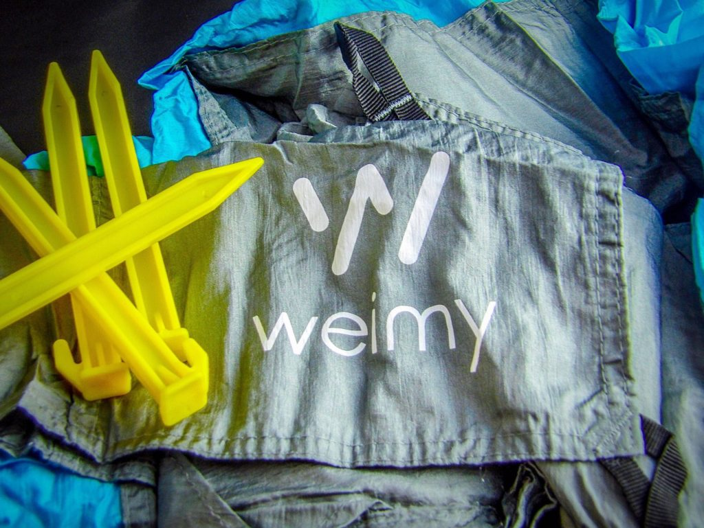 Weimy Sand Repellant Lightweight Compact Beach Blanket