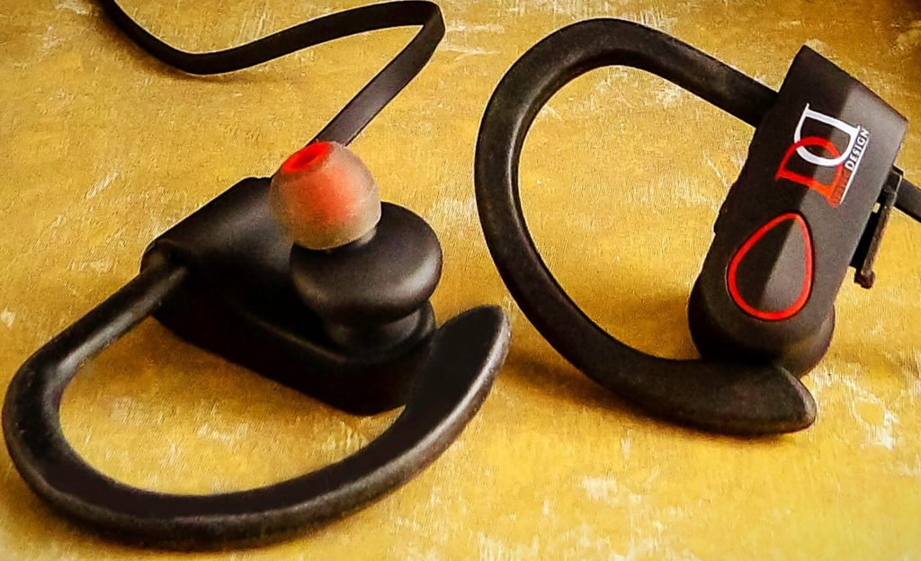 Deific Design Bluetooth Earbuds