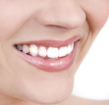 A healthy smile is beautiful!