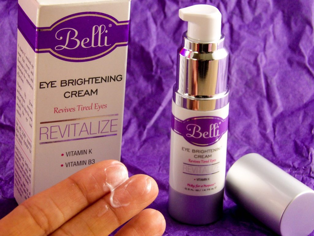 Belli Eye Cream Brightening Cream
