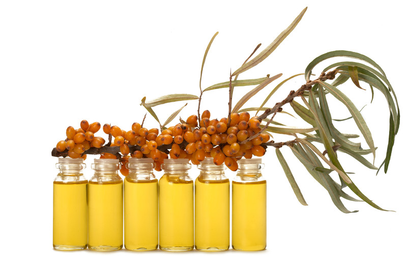 Sea Buckthorn Oil reduces wrinkles, fine lines and acne