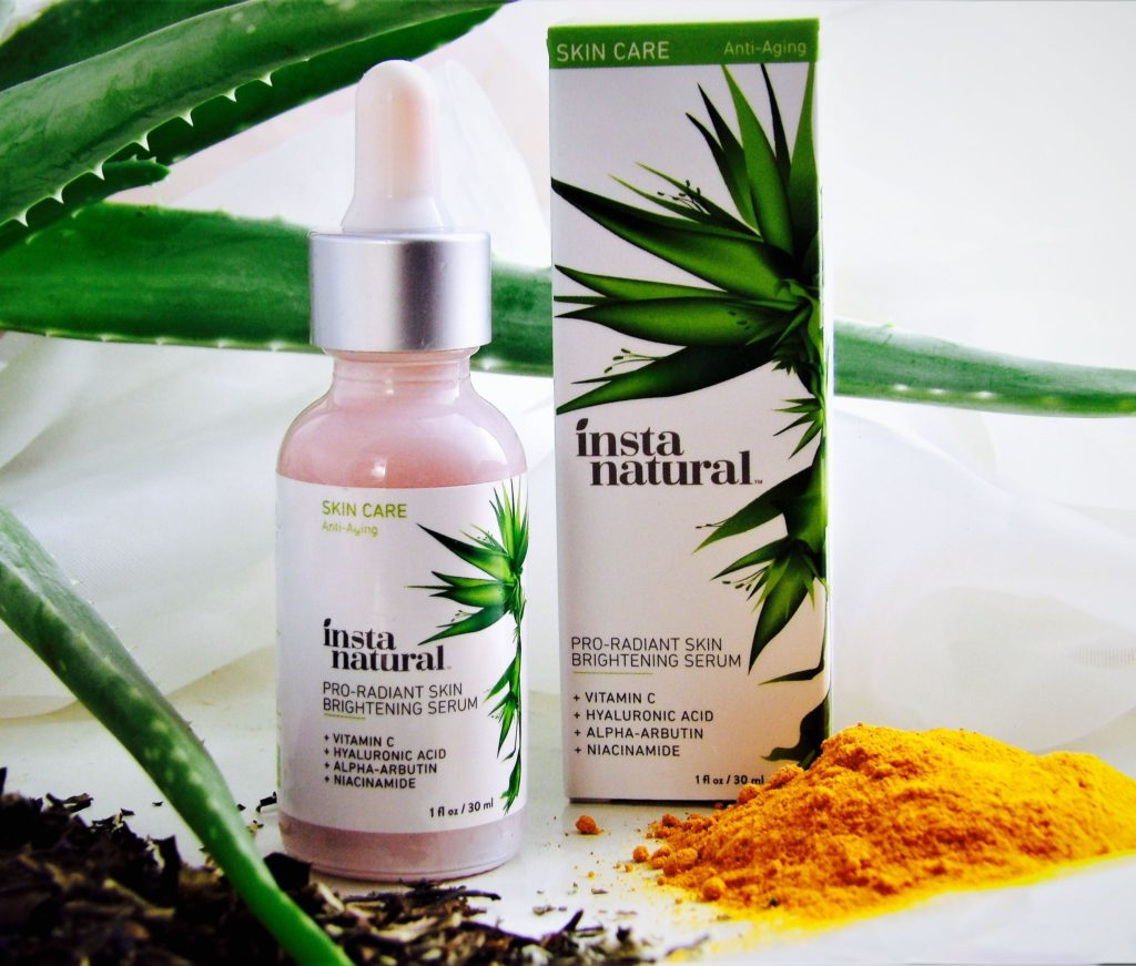 Instanatural Pro Radiant Skin Brightening Serum
