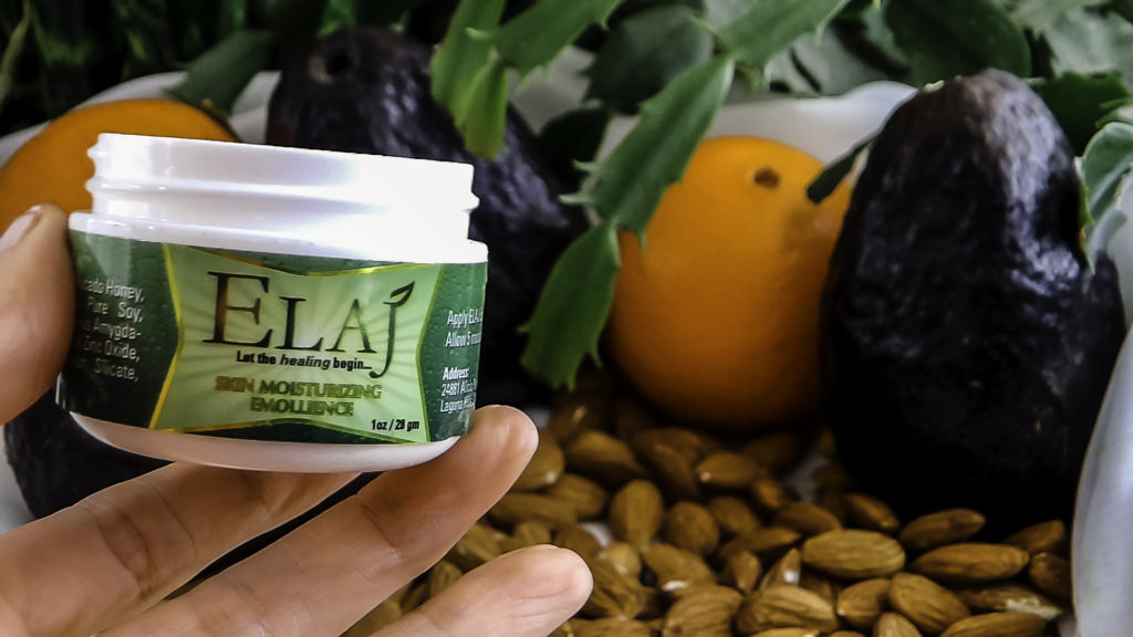 ELAJ for multi-tasking skin care
