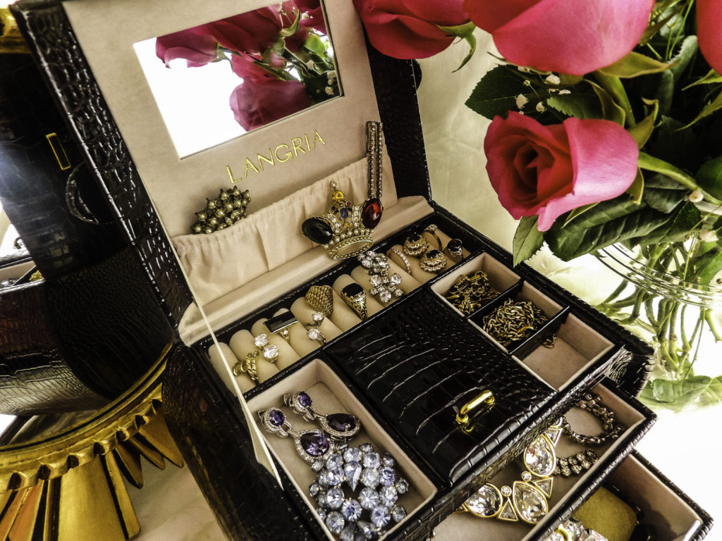 The Langria Jewelry Box