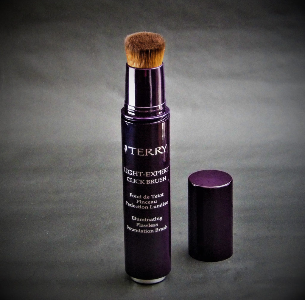 New & improved: By Terry Light-Expert Click Brush Foundation