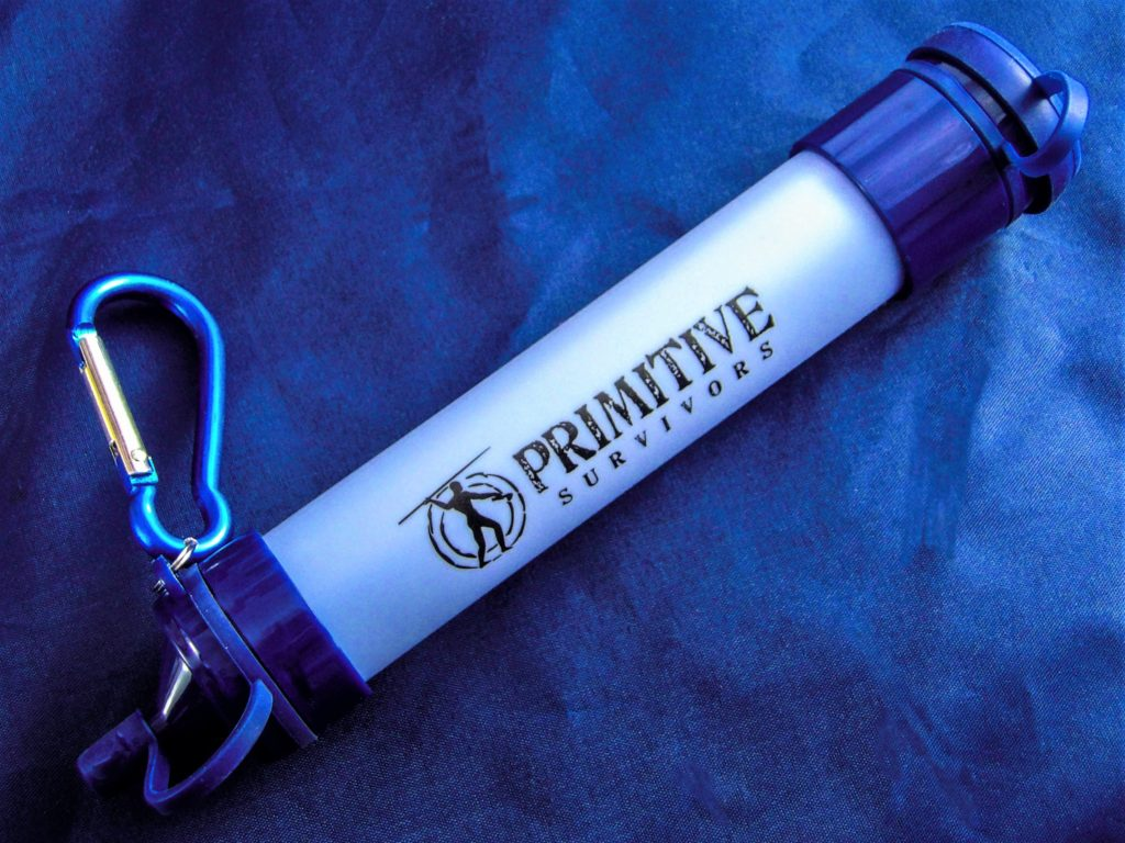 Primitive Survivors Survival Filtration Straw