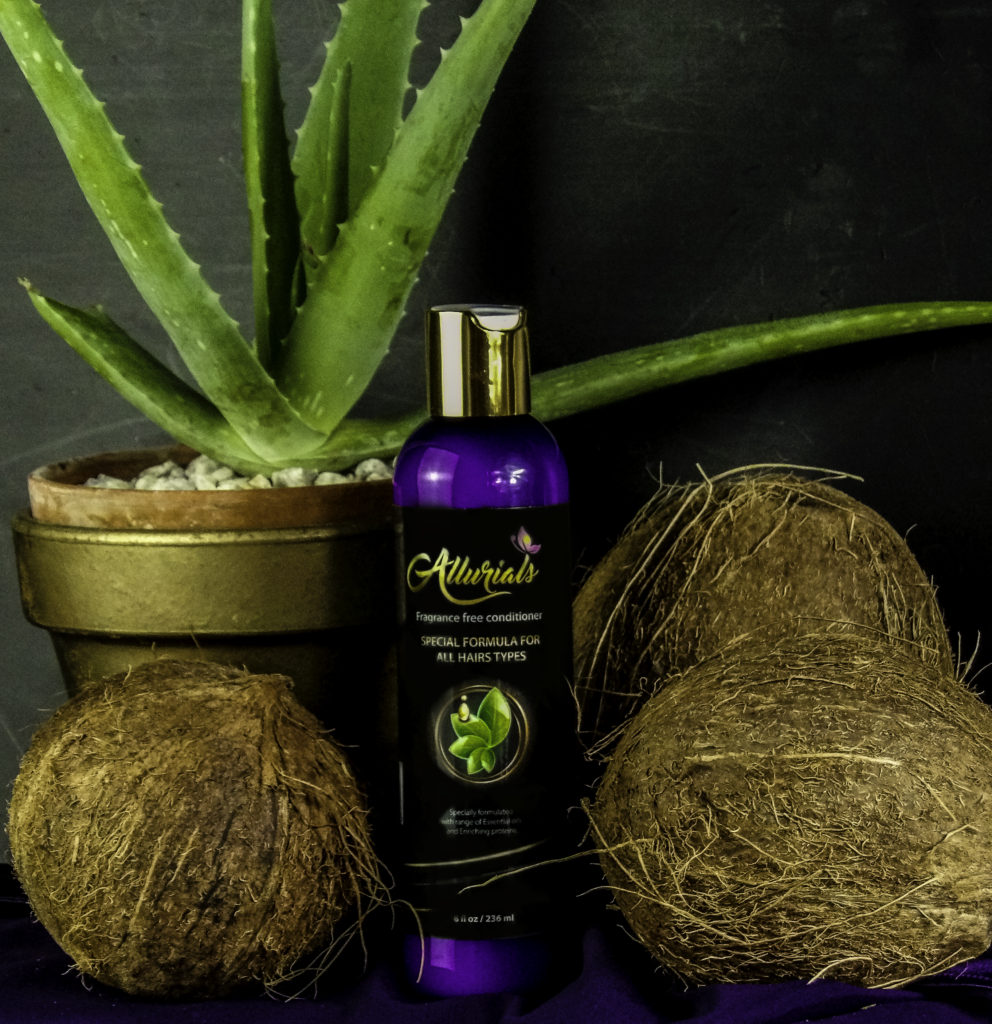 Allurials Fragrance-Free Hair Conditioner