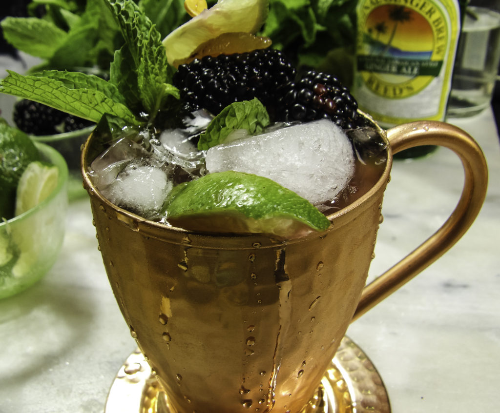 The 100% Pure Copper in the Komojo Moscow Mule Mugs is a secret weapon of Moscow Mule drink success. Read more to find out why