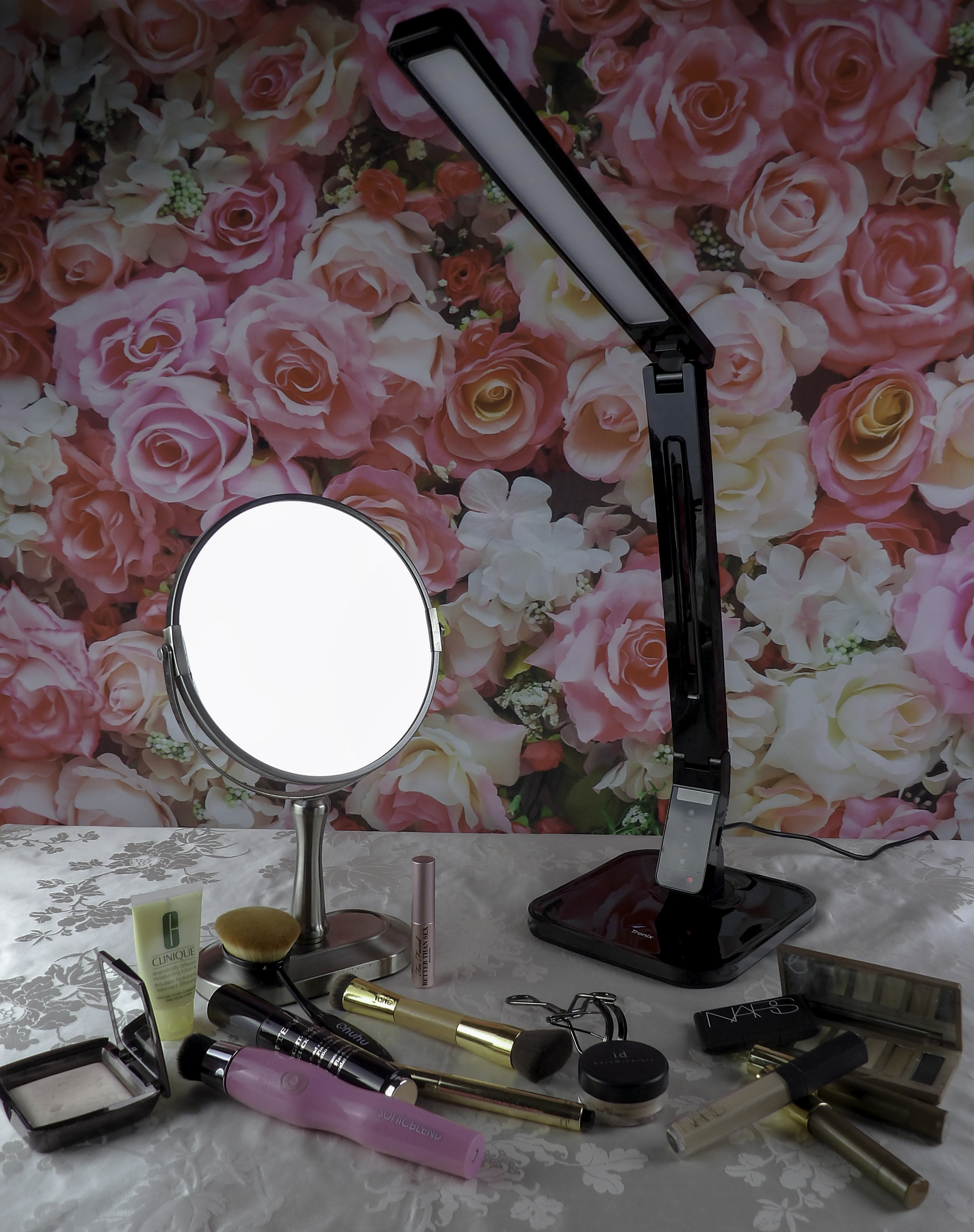 Office Lighting Proof Your Makeup Ambertronix Led Desk