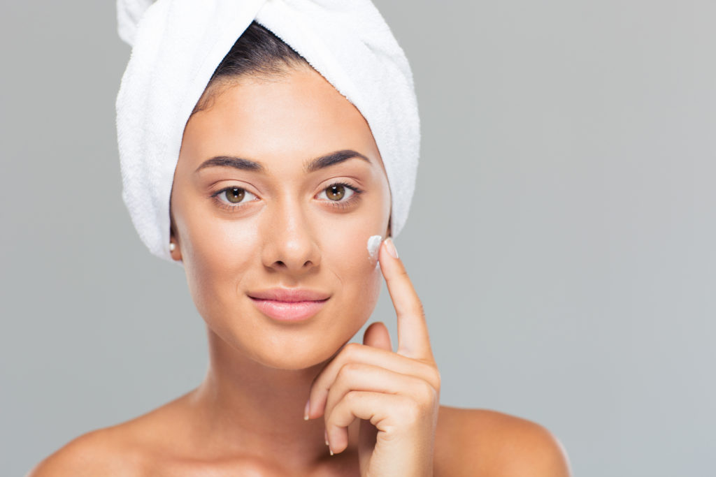 Fast absorbing Probulin Probiotic Day Cream keeps skin protected while facing pollutants, germs, and toxins plus makes skin glow!